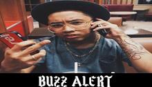 D Pryde Buzz Alert