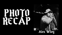 Alex Wiley Photo Recap