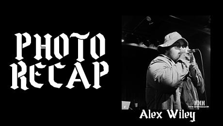 Alex Wiley Photo Recap